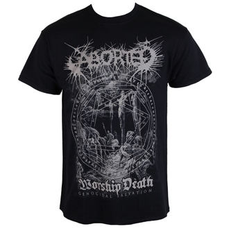 t-shirt metal men's Aborted - WORSHIP DEATH - RAZAMATAZ, RAZAMATAZ, Aborted