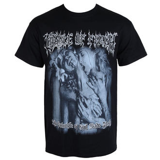 t-shirt metal men's Cradle of Filth - THE PRINCIPLE OF EVIL MADE FLESH - RAZAMATAZ, RAZAMATAZ, Cradle of Filth
