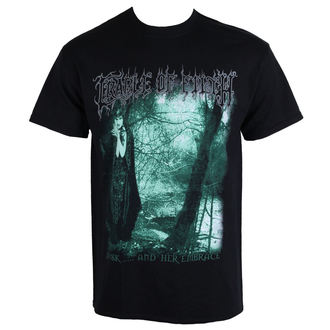 t-shirt metal men's Cradle of Filth - DUSK AND HER EMBRACE - RAZAMATAZ, RAZAMATAZ, Cradle of Filth