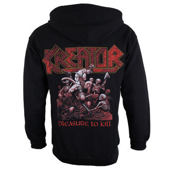 hoodie men's Kreator - PLEASURE TO KILL - RAZAMATAZ, RAZAMATAZ, Kreator