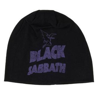 beanie Black Sabbath - LOGO & DEVIL - RAZAMATAZ, RAZAMATAZ, Black Sabbath