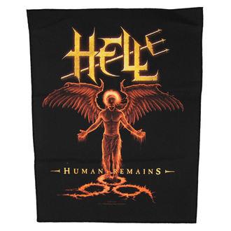 Patch Hell - HUMAN REMAINS - RAZAMATAZ, RAZAMATAZ, Hell