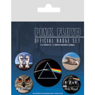 Badges Pink Floyd - BP80489