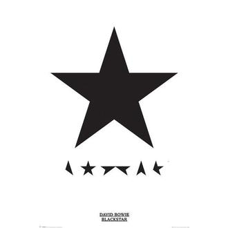 Poster David Bowie - Blackstar - PP33856