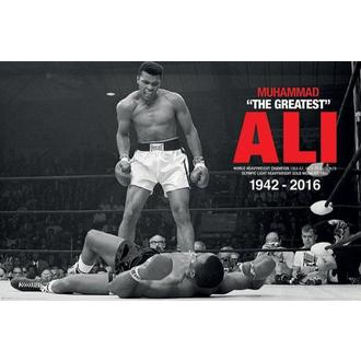 Poster Muhammad Ali - Ali vs. Liston