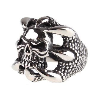 ring ETNOX - Claw Skull, ETNOX