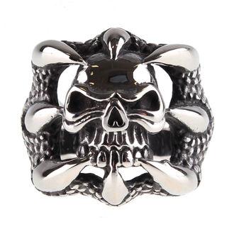 ring ETNOX - Claw Skull - SR1162