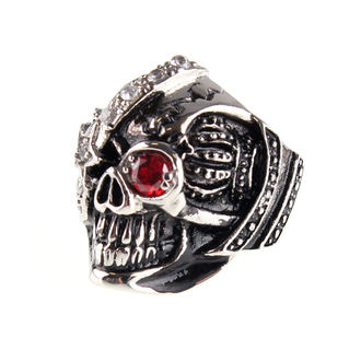 ring ETNOX - Machine Skull 2, ETNOX