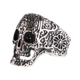 ring ETNOX - Ornament Skull, ETNOX