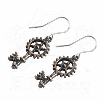 earrings ALCHEMY GOTHIC - Clavitraction, ALCHEMY GOTHIC