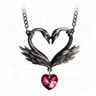 Collar ALCHEMY GOTHIC - The Black Swan Romance, ALCHEMY GOTHIC