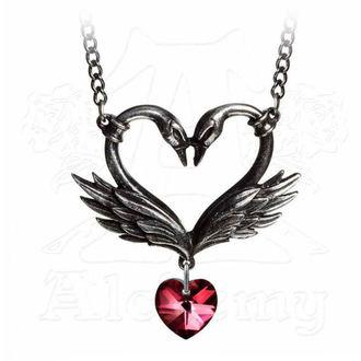 Collar ALCHEMY GOTHIC - The Black Swan Romance - P773