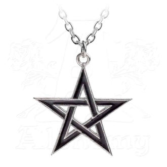 Collar ALCHEMY GOTHIC - Black Star, ALCHEMY GOTHIC