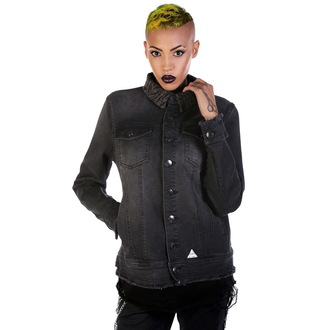 spring/fall jacket women's - Trash - DISTURBIA, DISTURBIA