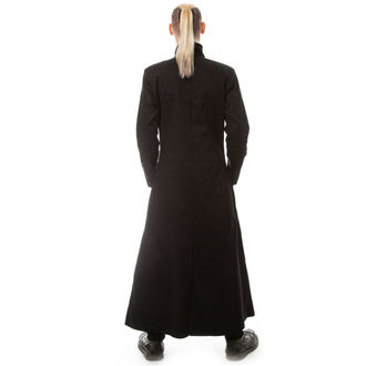 Men's coat POIZEN INDUSTRIES - NEO - BLACK, POIZEN INDUSTRIES