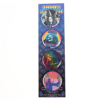 Badges Janis Joplin - B-5917-S