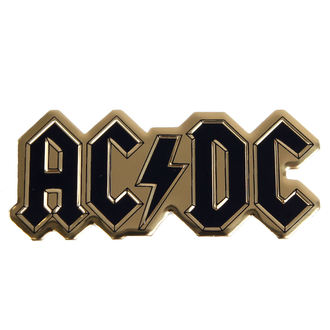 sticker smallest (metal) AC / DC - Logo, C&D VISIONARY, AC-DC