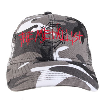 cap Malignant Tumour - The Metallist - Black Camo, Malignant Tumour