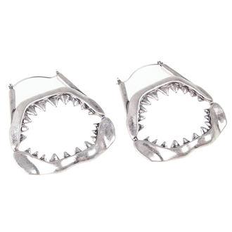 Earrings INOX - 20G SHARK MOUTH, INOX