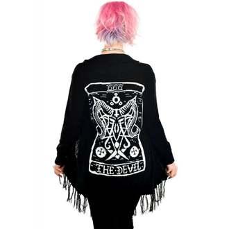 Women's sweater TOO FAST - THE DEVIL TAROT - TOO044