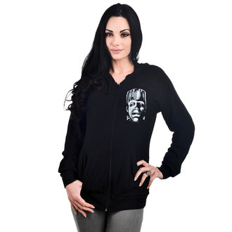 hoodie women's - MONSTER SIDESHOW - TOO FAST - TOO021