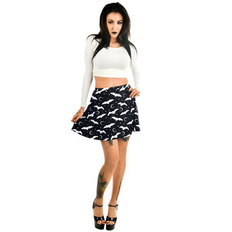 skirt women's TOO FAST - STRODE - MOON BATS, TOO FAST