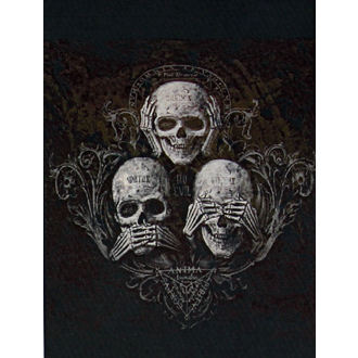 blanket ALCHEMY GOTHIC - Nevermore No Evil, ALCHEMY GOTHIC