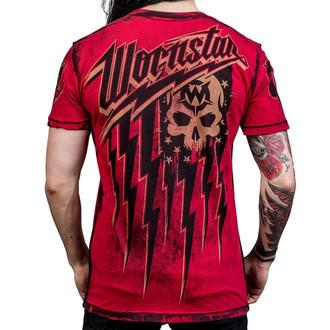 t-shirt hardcore men's - Strike First - WORNSTAR, WORNSTAR