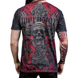 t-shirt men WORNSTAR - Resurrection, WORNSTAR