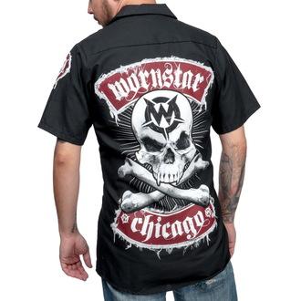 shirt men WORNSTAR - Skull, WORNSTAR