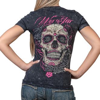 t-shirt hardcore women's - Calavera - WORNSTAR, WORNSTAR