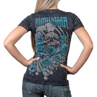 t-shirt hardcore women's - Heartbreaking - WORNSTAR, WORNSTAR