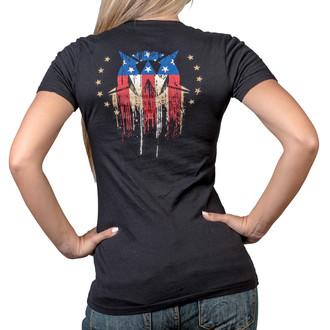 t-shirt hardcore women's - Americoma - WORNSTAR, WORNSTAR