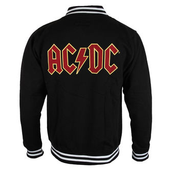sweatshirt (no hood) men's AC-DC - Classic Logo - ROCK OFF, ROCK OFF, AC-DC