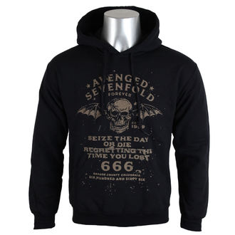 hoodie men Avenged Sevenfold - Seize the Day - ROCK OFF, ROCK OFF, Avenged Sevenfold