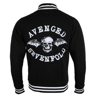 sweatshirt (no hood) men's Avenged Sevenfold - Death Bat - ROCK OFF, ROCK OFF, Avenged Sevenfold