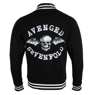 sweatshirt (no hood) men's Avenged Sevenfold - Death Bat - ROCK OFF, ROCK OFF, Avenged Sevenfold