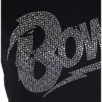 t-shirt metal women's David Bowie - Flash Logo - ROCK OFF, ROCK OFF, David Bowie