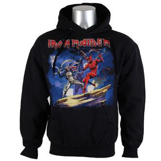 hoodie men's Iron Maiden - Legacy Beast Fight - ROCK OFF - IMHOOD07MB