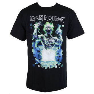 t-shirt metal men's Iron Maiden - Speed of Light - ROCK OFF, ROCK OFF, Iron Maiden