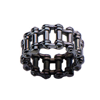 ring INOX - MOTO CHAIN BLACK, INOX