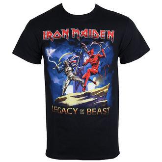 t-shirt metal men's Iron Maiden - Legacy Beast Fight - ROCK OFF, ROCK OFF, Iron Maiden