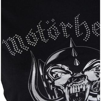 t-shirt metal women's Motörhead - England - ROCK OFF, ROCK OFF, Motörhead