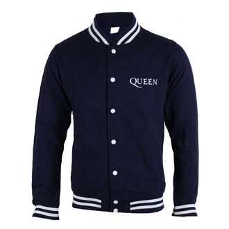 sweatshirt (no hood) men's Queen - Crest - ROCK OFF, ROCK OFF, Queen