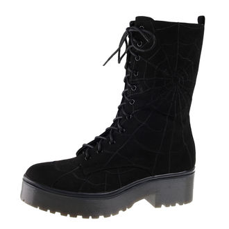wedge boots women's - Walking In My Web - IRON FIST, IRON FIST