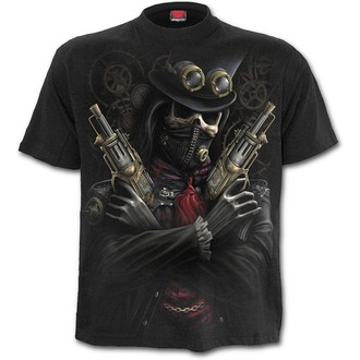 t-shirt children's - STEAM PUNK BANDIT - SPIRAL, SPIRAL