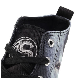 high sneakers women's unisex - WOLF CHI - SPIRAL
