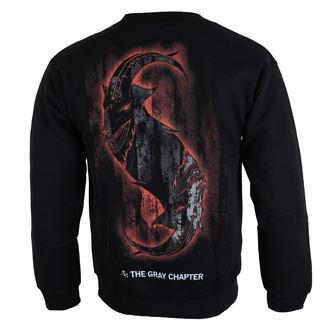sweatshirt (no hood) men's Slipknot - The Grey Chapter Star - ROCK OFF, ROCK OFF, Slipknot