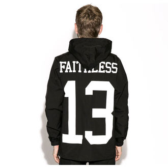 Men's spring-autumn jacket Black Craft - Faithless 13 - WB002FL