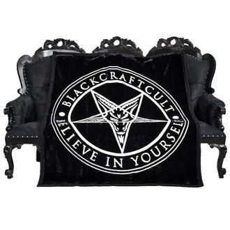 blanket BLACK CRAFT - Pentagram, BLACK CRAFT